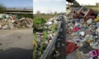 Casoria, rimossi i rifiuti dalla discarica abusiva