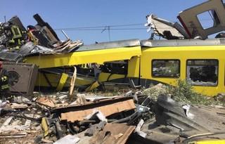 Disastro ferroviario in Puglia: una vergogna italiana