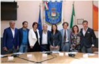 Il sindaco Fuccio e la giunta: resta il nodo dirigenti di settore