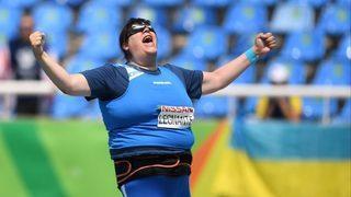 Oro alle Paralimpiadi di Rio per la frattese Assunta Legnante