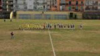 Gara nervosa allo stadio San Mauro: i Viola blindano il primato