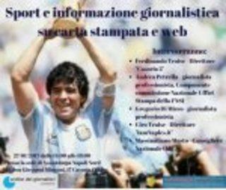 Sport e informazione giornalistica su carta stampata e web