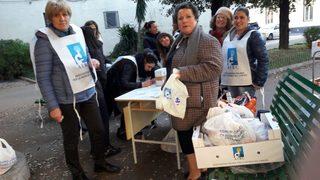 """Al 1° """"LUDOVICO DA CASORIA CENTRALE"""" parte la distribuzione arance della salute per l'AIRC"""