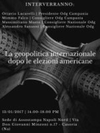 La geopolitica internazionale dopo le elezioni americane