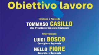 """Vincenzo De Luca ad Afragola: """"Sviluppo e lavoro a Nord di Napoli"""""""