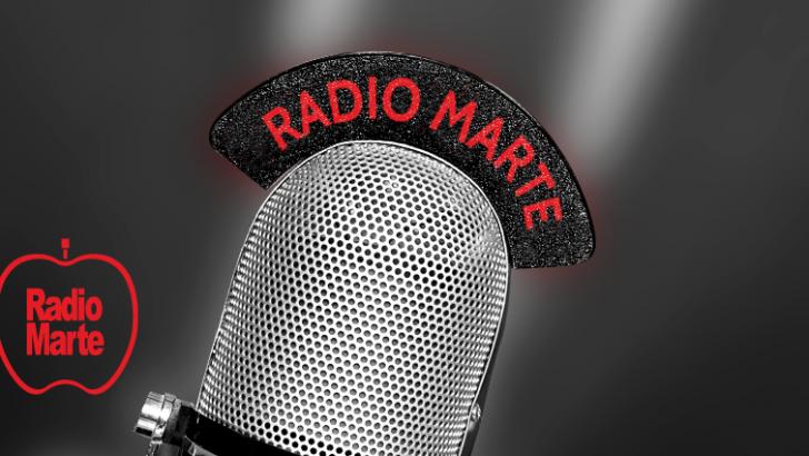 RADIO MARTE, MARATONA NO-STOP PER REAL MADRID-NAPOLI: 30 ORE DI DIRETTA
