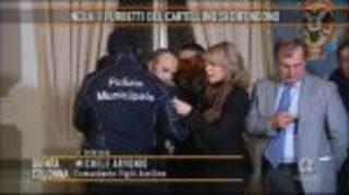 """Il Comandante Maiello attaccato dal programma TV """"Quinta colonna"""". D'Elia: """"Inaccettabile linea editoriale televisiva""""."""