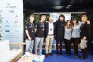 Casa Sanremo: NESLI e ELODIE nell'area Dream Experience con Stefano Serra e il suo Dream Massage
