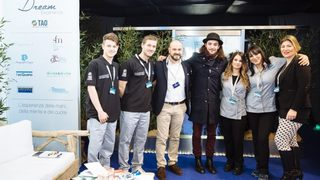 CASA SANREMO: PARATA DI VIP nell'area Dream Experience con Stefano Serra e il suo Dream Massage