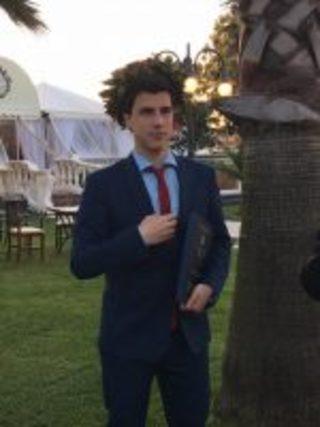 Il Dott. Antonio Ciliberti, giovane orgoglio casoriano, premiato alla Camera dei Deputati