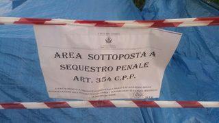 Sequestro penale in Via Calvanese, ancora nessuna soluzione