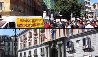 Il ministro Minniti incontra il nuovo questore Antonio De Iesu. A Napoli manifestazione antirazzista