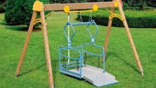 Giostre per bambini disabili in arrivo a Casoria