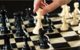 """Lusinghiera performance dei bambini dell'I. C. 1 """"Ludovico da Casoria"""" centrale nel Torneo provinciale di scacchi."""