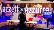Stasera alle 22 replica di Gazzetta Azzurra