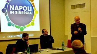 'Napoli in Sinergia', oltre 200 persone per parlare del Centro Storico partenopeo tra presente e futuro