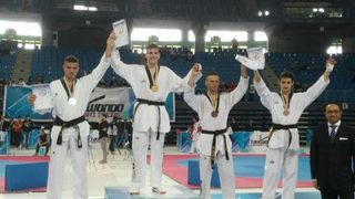 Gianluca De Rosa, giovane casoriano, è il nuovo Campione italiano di taekwondo