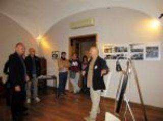 In mostra Pedamentita di Marco Maraviglia per Impossible Naples Project
