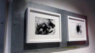 """Agostino Rampino: """"I miei segni in bianco e nero mostrano la fotografia digitale che diventa arte"""""""