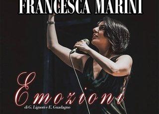 """IL TEATRO SUMMARTE presenta Francesca Marini in """"Emozioni"""""""