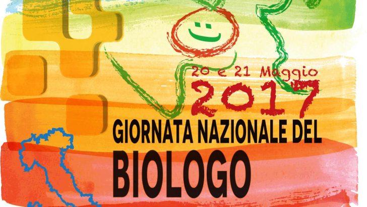 Sabato 20 e domenica 21 maggio: giornata nazionale del Biologo Nutrizionista