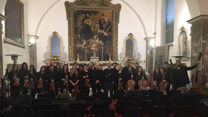 L'Orchestra San Giovanni nella trasmissione Mezzogiorno Italia