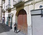 Ordinanza di sgombero per un palazzo in Via Cavour