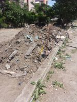 I residenti di via Calvanese chiedono aiuto