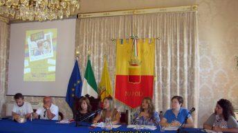 Conferenza stampa del Mediterranean Pride of Naples 2017