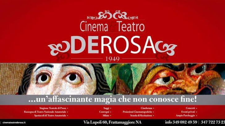 """""""Arte"""" e """"dimensione civica"""" le parole chiave del Teatro De Rosa per la prossima stagione"""
