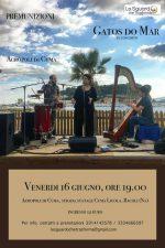 Rassegna di musica e teatro per l'Acropoli e la Foresta di Cuma a cura di Guido Liotti e Livia Bertè