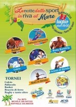 """""""Motori in Maschera"""" e """"Notte dello Sport"""": l'1 e il 2 luglio a Torre del Greco"""