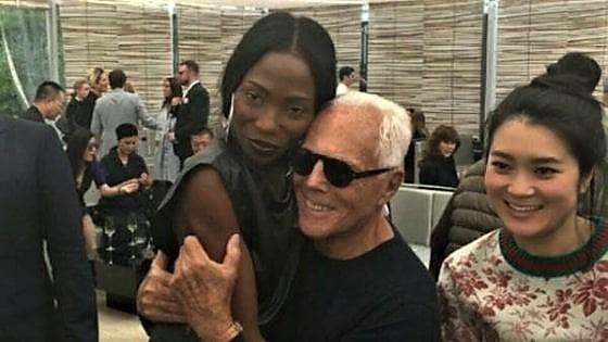 Alla ricerca dei 'cigni neri': a Napoli il casting delle modelle di African Fashion Gate
