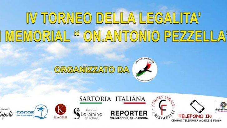 """IV Torneo della legalità: Il Memorial """"On. A. Pezzella"""": il racconto della terza giornata"""