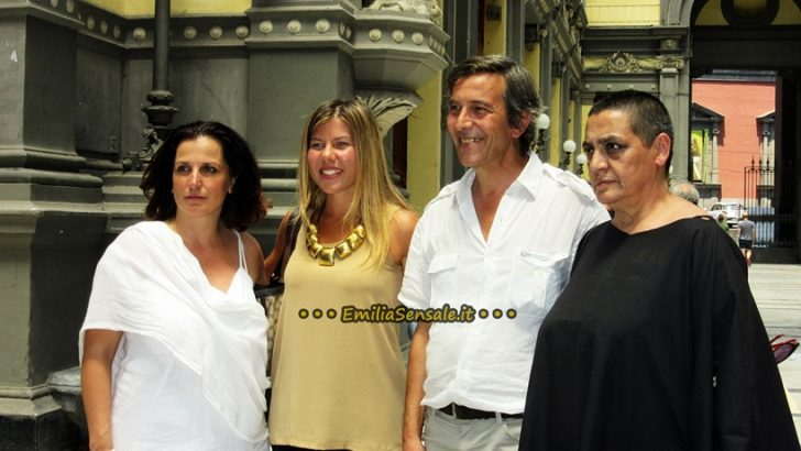 Art Performing Festival Napoli 2017, RHESIS performance di Ina Ripari e Rita Esposito