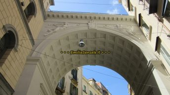 Restaurato il ponte di Chiaia a Napoli, uno degli interventi del programma Monumentando