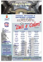 Sabato 29 luglio ci sarà il vernissage della III edizione della mostra 'Luci e Colori'