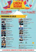Cinema intorno al Vesuvio:Villa Brunoa San Giorgio a Cremano