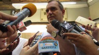 """Fico boccia intesa Bagnoli, de Magistris: """"Simpatico che per 6 anni non si è occupato di Napoli e ora…"""""""