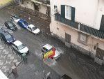 Via Cavour allagata: ci risiamo!