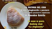 Alla pasticceria Mazz storia e storie della sfogliatella napoletana con Armando Colella