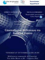 Giornalismo: differenze tra italia ed Estero