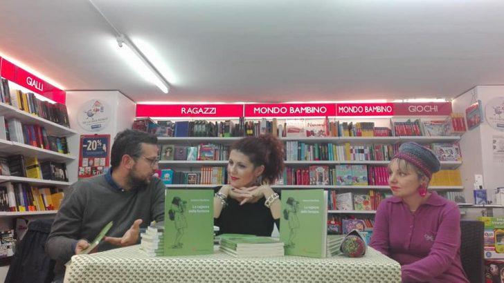 Presentato il libro di Antonio Benforte 'La ragazza della fontana' presso A Store Srls