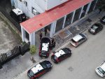 Rapina nel parcheggio sotterraneo dell'A.S.L., medico picchiato e ferito alla testa dal calcio della pistola