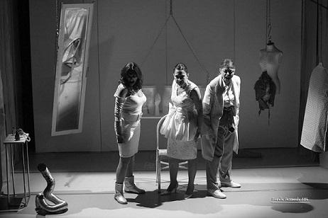 Trittico carnale sabato 25 domenica 26 novembre al Caos Teatro di Villaricca
