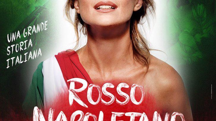 Serena Autieri in Rosso Napoletano: quattro giornate d'amore.