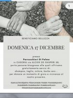 17 DICEMBRE: PARRUCCHIERI DI PALMA DI CASORIA AL SERVIZIO DEGLI INDIGENTI