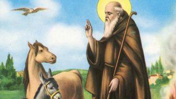 Festa di S. Antonio Abate  vissuta in un clima familiare, di profonda  gioia e di convivialità fraterna.