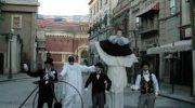 Questa sera al Teatro Gelsomino ritorna l'arte di strada