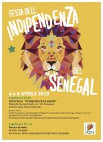 Festa dell'Indipendenza del Senegal a Napoli  4 e 6 aprile 2018